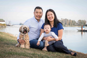 Family photos in Vancouver
