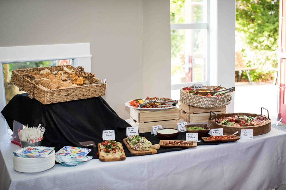 catering event photography