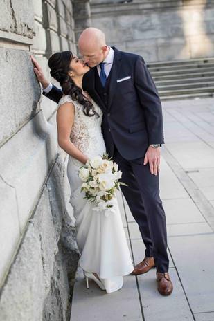 wedding photos in Vancouver