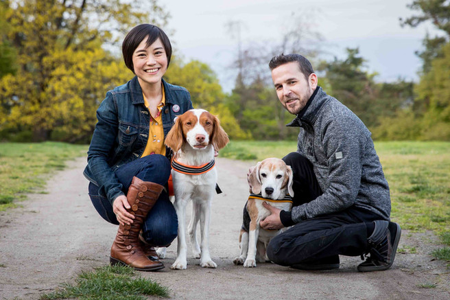 Pet photography in Vancouver