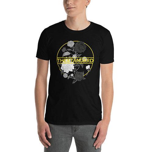 Circle Rose - T-Shirt