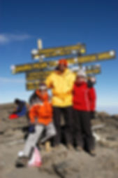 Kilimanjaro 5895m Uhuru Peak Tanzania