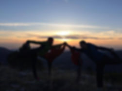 yoga retreat Pelion