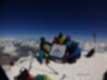 Climbing Elbrus 5642 m
