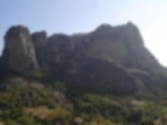 trekkinh in Meteora
