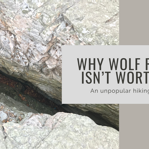 Unpopular Opinion: Don't Hike Wolf Rock Trail
