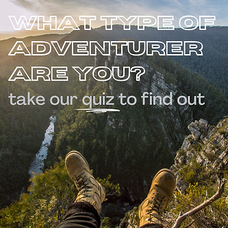 What Type of Adventure Traveler Are You?