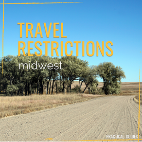 TRAVEL RESTRICTIONS: MIDWEST USA