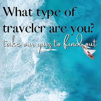 What Type of Traveler Are You?