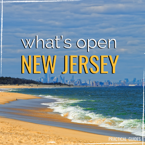 WHAT'S OPEN: NEW JERSEY