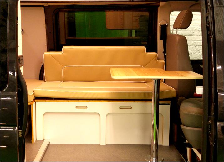 Muebles furgonetas