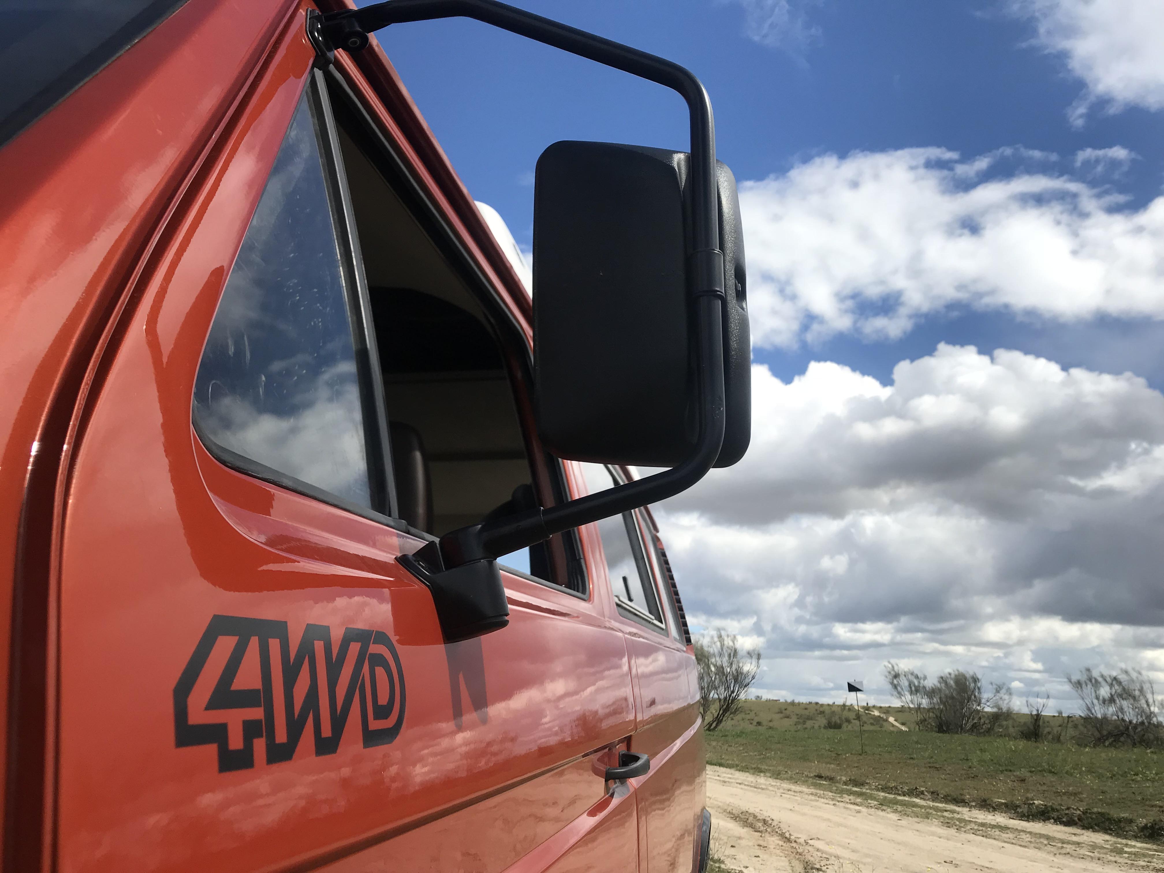 volkswagen syncro restaurada