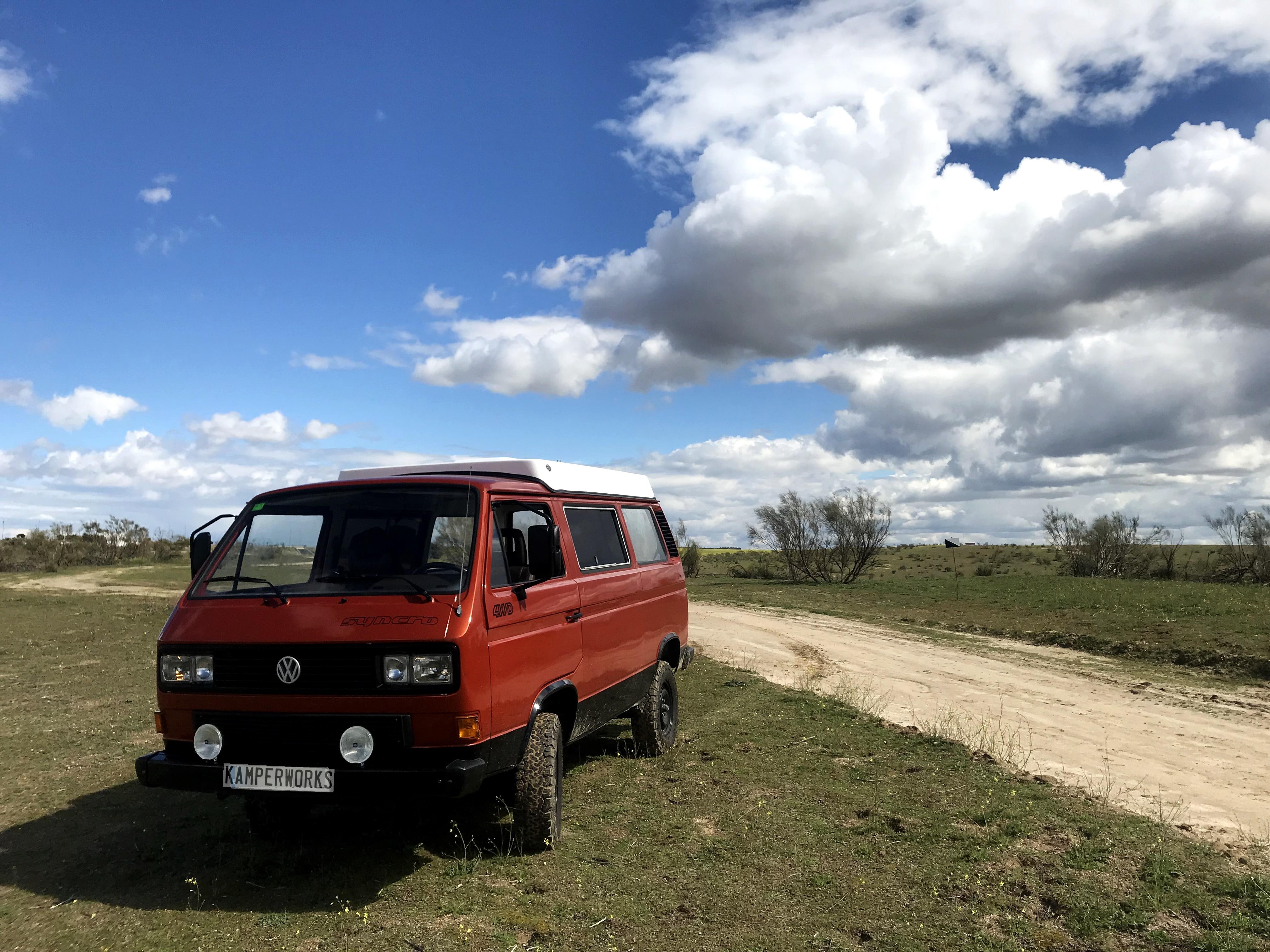 volkswagen restaurada