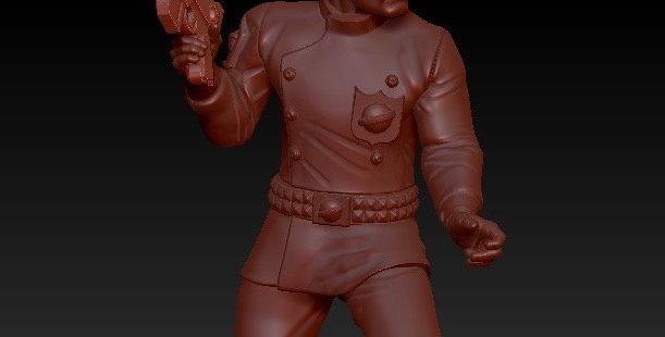 Galactic Cop #3