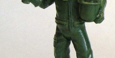 Retro Space Pilot - Spacesuit