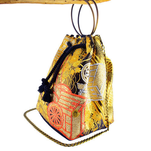 Kin Art Bucket Bag