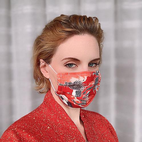 Japanese Style Masks(Rectangle Type)