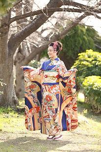 kimono and obi rinne