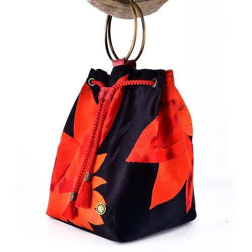 Aka & Kuro Bucket Bag