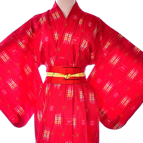 Japanese Silk Kimono Belt Vintage Waistband Corset Obi Sash