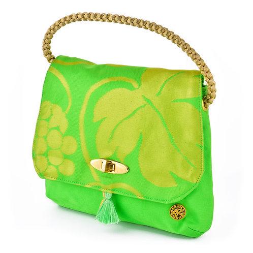 Green Leaf Shoulder Bag (Small)