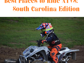 Best Places to ride ATVs: South Carolina Edition