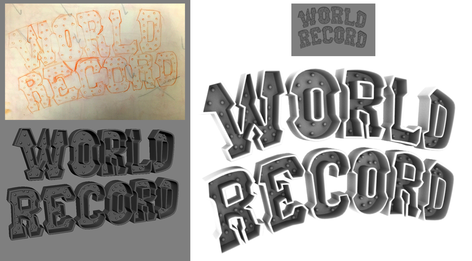 World Record Sign