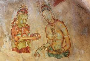 Frescoes Ancient City