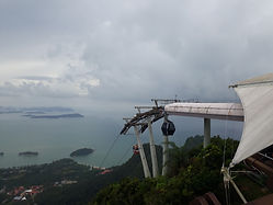Langkawi Skybridge Cable Car