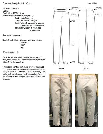 Garment Analysis