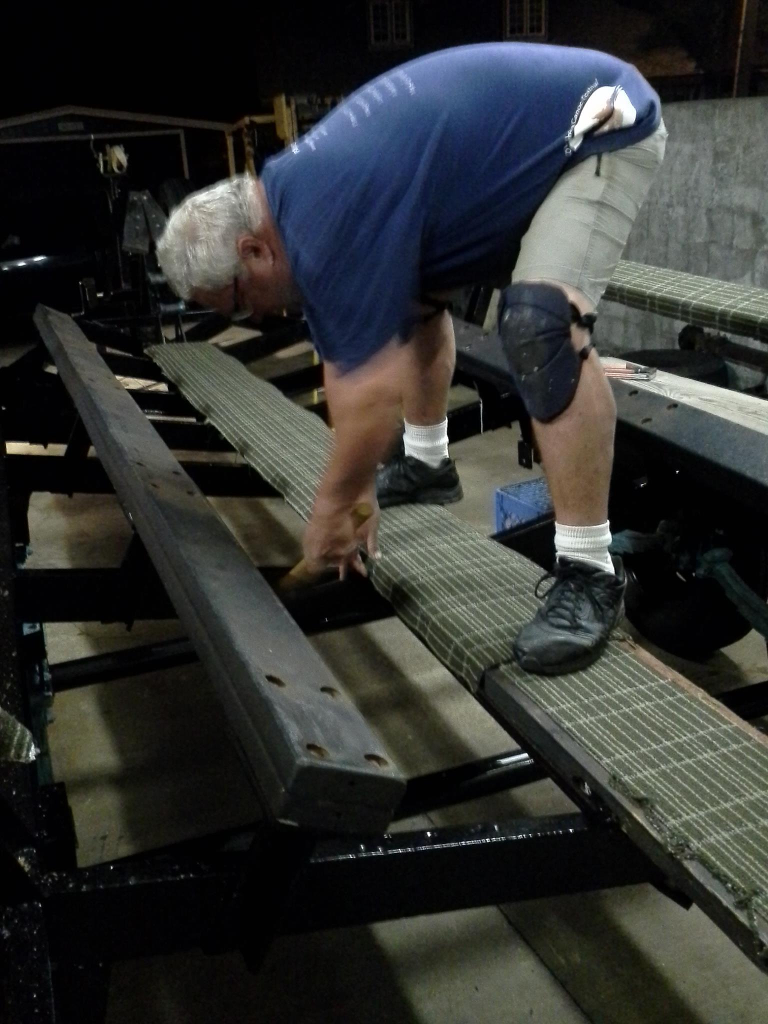 Trailer Planks & Carpeting