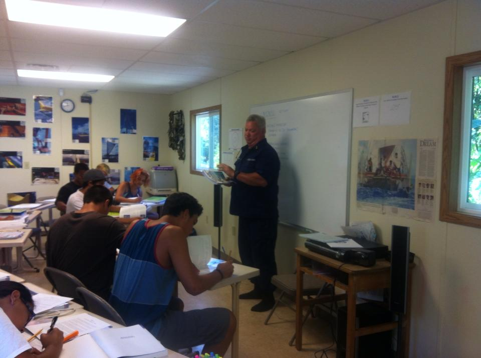 Marine Education - USCG Boat Safety