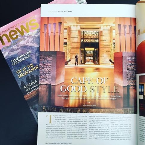 Suite Dreams article...