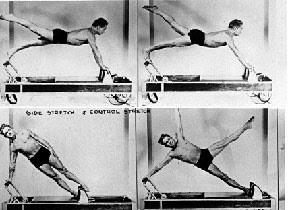 Aparelhos Clássicos de Pilates