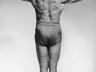 Posição Pilates