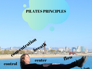 Princípios do Pilates