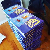 Stacks on stacks of #books!! #illustrati