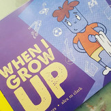 Well that's a cute #book! You should get