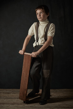 WOODEN SCOOTER 1 (2017)