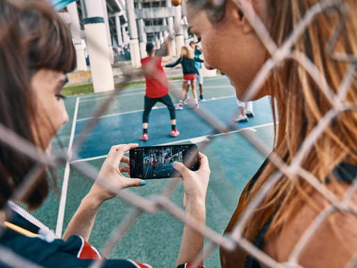 street photography with Nokia campaign