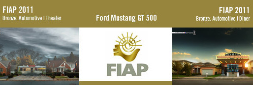 MUSTANG ADS WIN IN FIAP 2011