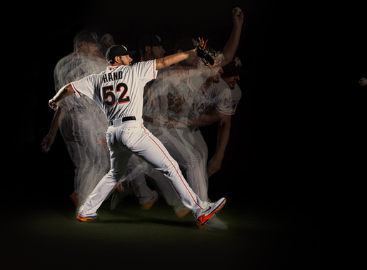 LAVA STUDIOS AND MAURICIO CANDELA JOINED FORCES. MIAMI MARLINS SHOOT