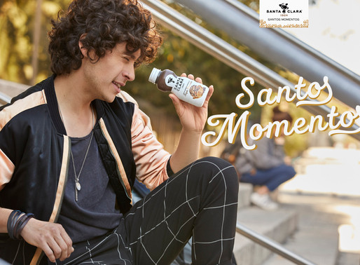 """SANTOS MOMENTOS"" CAMPAIGN WITH SRA RUSHMORE (SPAIN)"