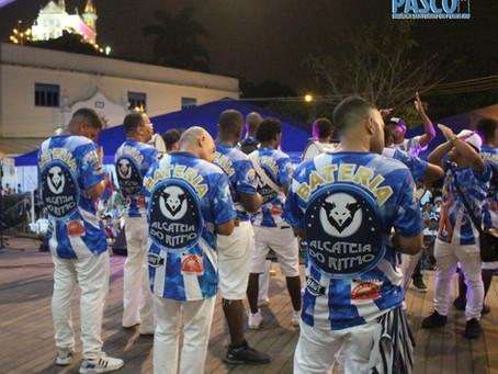 Dia do samba na festa da Penha