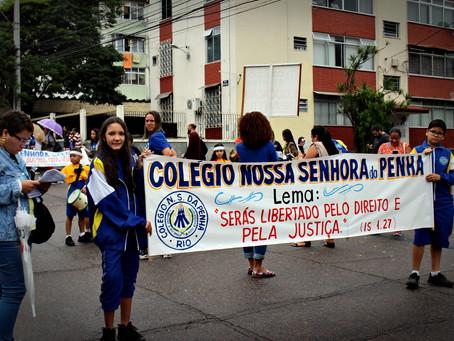 Desfile Cívico 2019 - CNSP