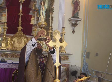 Missa de Quarta-Feira de Cinzas