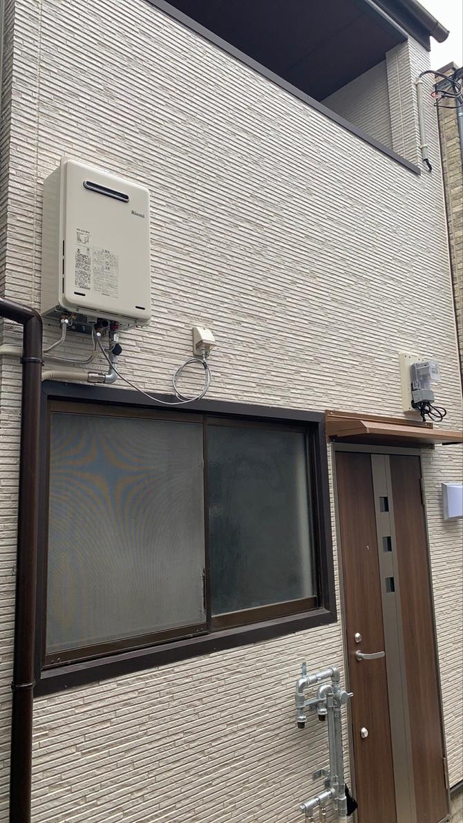 鶴橋シェアハウスリノベーション