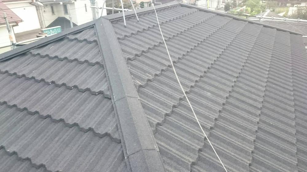 屋根工事 すまいるーふ
