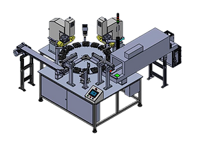 Pad Printing Automation System