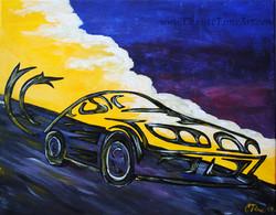 Race Car by Christi Tims